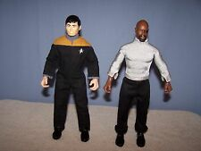 Star Trek  9 Inch Action Figures by Playmates includes Sulu