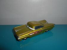 Ramone jaune voiture métal Cars Disney Pixar Flash Mc Queen