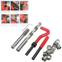 Brand New Tools 15 Piece Helicoil Thread Repair Insert Kit M12 x 1.25mm x 13.5mm