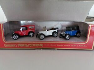 Matchbox - Models of Yesteryear - YS-65 Special Limited Edition Austin 7 Collect