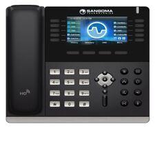 Sangoma S705 6 Sip Line Executive Color LCD Giga WF BT PoE Phone