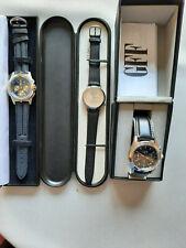 Uhren Konvolut Armbanduhren, 3 neue Uhren, ungetragen, Originalverpackung