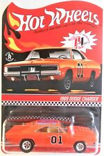 HOT WHEELS RLC STYLE CARD GENERAL LEE '69 DODGE CHARGER CUSTOM MADE