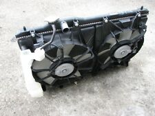 RADIATOR FAN RESERVOIR ASSY CIVIC 12 13 14 15 manual COOLING FANS COMPLETE OEM