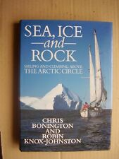 Sea, Ice and Rock: Putting on the L-plates of Each Other's Sport Above the Arcti