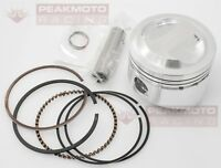 66.00mm For 2003 Arctic Cat Z 370 Snowmobile~Wiseco 2402CD Ring Set