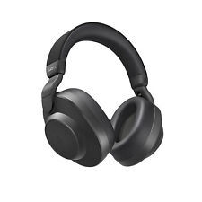 Jabra Elite 85h Black ANC Bluetooth Headphones (Manufacturer Refurbished)