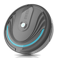 Automatic Smart Cleaning Robot Vacuum Cleaner Dust Suction Sweeper Hair Cleaning