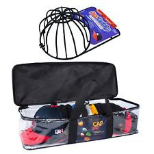 Cap Buddy PLUS Cap Bag Top Set: Cap Aufbewahrung und Cap Washer