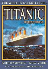 Puzzle Titanic, 1000 Teile, Jungfernfahrt, Eisberg, unsinkbar, Ozean, Piatnik
