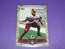 2014 Topps SILAS REDD #351 Camo Variant Rookie Card/399 Washington REDSKINS RC