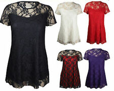 Unbranded Nylon Short Sleeve Plus Size Dresses for Women