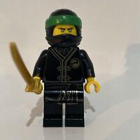Lego Minifigure Lloyd Black Wu-Cru Training Gi njo425 Ninjago 30532 Mini Figure