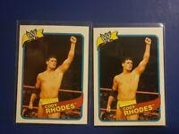2007 WWE Topps Heritage III  40 Cody Rhodes Rookie LOT AEW Dynamite WWF WWE 🔥🔥