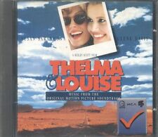 Thelma & Louise Ost - Toni Childs/B.B. King/Hans Zimmer/Faithfull Cd Ottimo