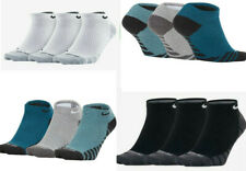 3 x Nike Dry Lightweight No-Show Training Socks  X 3 Pairs Socks-
