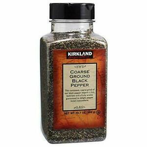 Kirkland Signature Coarse Ground Black Pepper 12.7 oz