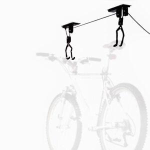 Pro Plus Fahrrad Deckenlift 20 Kg Tragkraft 4 Meter Lift Aufhängung für Fahrrad