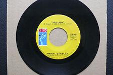 "7"" Booker T. - Soul Limbo - US STAX"