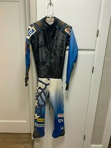 Spyder Downhill Speed Suit size large