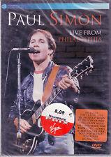 Paul Simon. Live from Philadelphia (1980) DVD