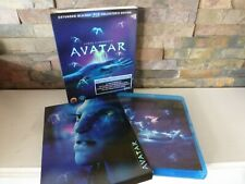 AVATAR EXTENDED COLLECTOR'S EDITION BLU RAY -  FAST/FREE POSTING