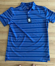 Peter Millar Crown Crafted Tour Fit Polo. Size Medium. Brand New With Tags.