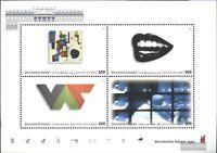 BRD (BR.Deutschland) Block39 (kompl.Ausgabe) gestempelt 1997 10. Documenta