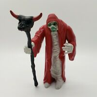 Vintage 1986 LJN Thundercats Mummy Mumm-Ra Figure 100% Complete Mail A Way