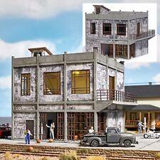 Busch HO 9724 Kit de montage Entrepôt d'US (Warehouse) # in #