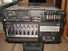 IBM System x3650 M3 | 1x Xeon DP HT 5060 (4x 3,2GHz) | 16 GB RAM (ECC) | RSA II