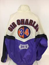 Vintage Nike NBA Sir Charles (Barkley) Wind Breaker Jacket Mens Size XL