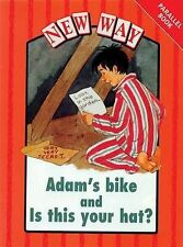New Way Red Level Parallel Book - Adam's Bike and Is This Your Hat? by Truijens