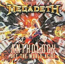 Anthology: Set the World Afire by Megadeth (CD, Sep-2008, 2 Discs, Capitol/EMI Records)