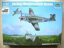 Trumpeter 1/48 German Messerschmitt Me509