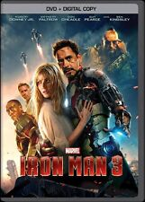 Iron Man 3 (DVD, 2013 )  FREE SHIPPING