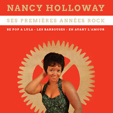 CD Nancy Holloway : Ses premières années rock