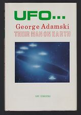 UFO...  George Adamski: THEIR MAN ON EARTH (1990) Lou Zinsstag Secret Dossier
