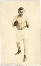 EARLY 1900's BOXER BOXING ORIGINAL PHOTO ~ KANSAS CITY MISSOURI