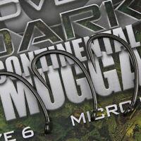 New Gardner Tackle Covert Dark Mugga Continental Hooks - All Sizes - Micro Barb