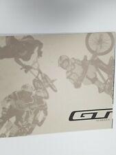 Uncirculated 2001 Gt/Dyno Bmx Catalog