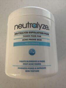 Neutralyze Exfoliating Pads Maximum Strength Acne Treatment 2% Salicylic Acid