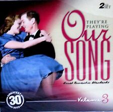 Our Song, Romantic Standards Vol. 3 NEW!  2 CDS ,Perry Como, Patsy Cline,Darin