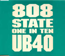 808 STATE / UB40 - One in ten 5TR CDM 1992 TECHNO