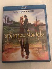 The Princess Bride (Blu-ray/Dvd, 2009, 2-Disc Set, Widescreen)
