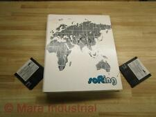 Softing 5.2 User Manual For PROFIBUS PB-DMK-95/SW W/Disks - Used