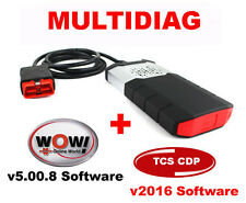 Diagnosi auto professionale multimarca WOW 5008 VERSIONE 2017