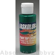 Parma 40052 PSE Faskolor Peral Green Lexan Body Paint (2oz)