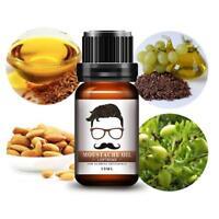 Men Beard Growth Oil Eyelash Hair Growth Treatment Liquid Moustache Fashion 10ML