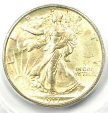 1917-S Walking Liberty Half Dollar 50C Coin (Reverse) - ICG MS63 - $1,750 Value!